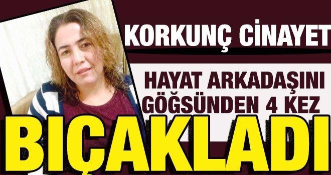Gaziantepli kadını parka çağırma bahanesiyle öldürdü