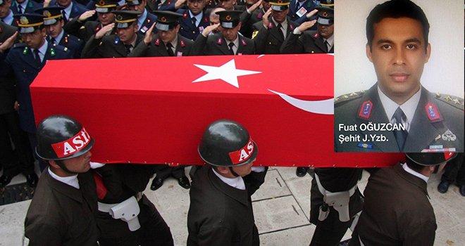 Gaziantepli Şehit yüzbaşı için Karkamış'ta tören düzenlenecek