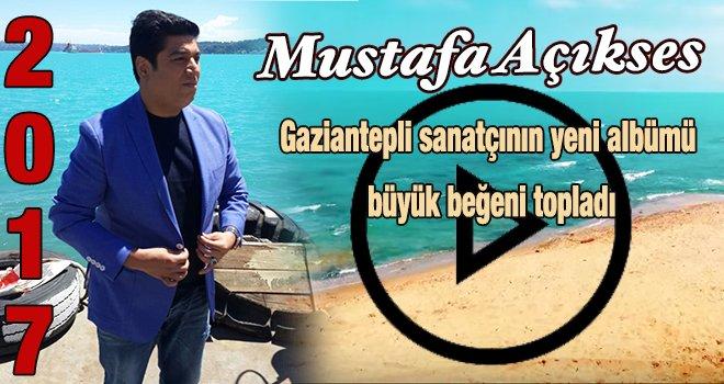 Gaziantepli sevilen sanatçı 14. albümünü çıkardı