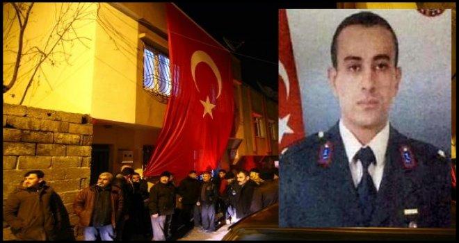 Gaziantepli teğmen Mustafa Yazgan Şırnak'ta şehit düştü
