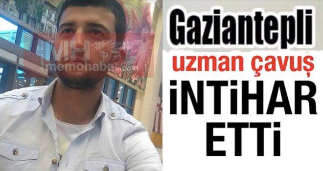 Gaziantepli uzman çavuş Kars'ta tabancayla intihar etti