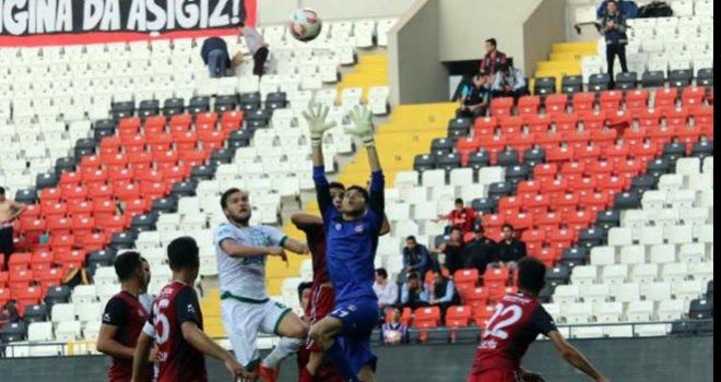 Gaziantepspor 4- Giresunspor 5