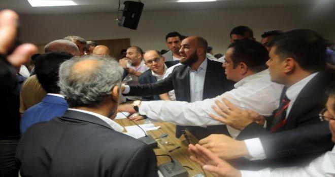 Gaziantepspor 'da kongre yapılamadı!...