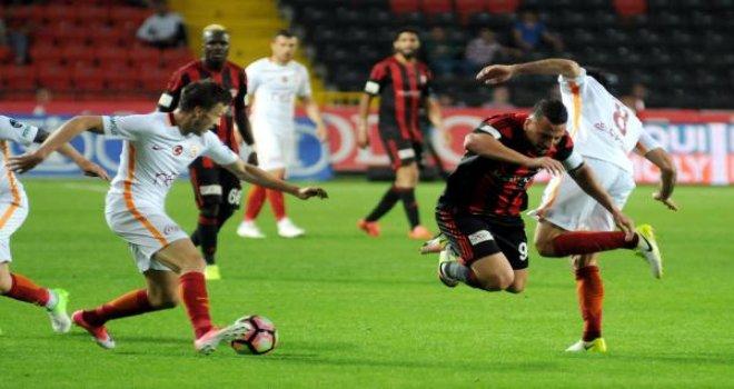 Gaziantepspor kaderine razı oldu lige veda etti: 1-2