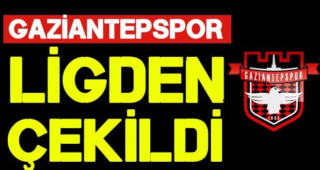Gaziantepspor kalan maçlarına çıkmama kararı aldı