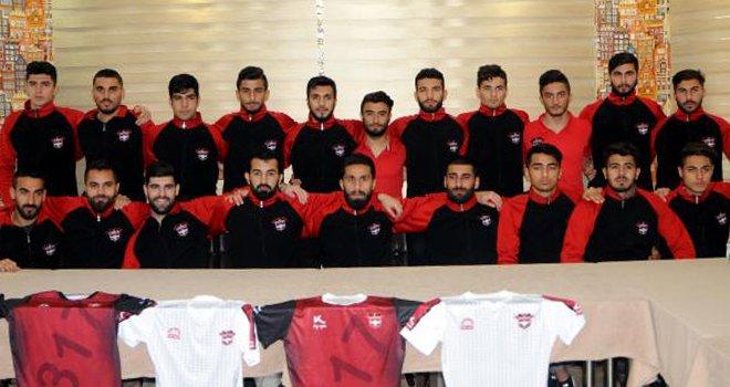 Gaziantepspor oyuncuları: