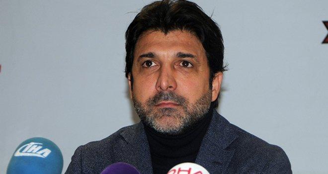 Gaziantepspor Teknik Direktörü Derelioğlu'ndan ayrılık sinyali