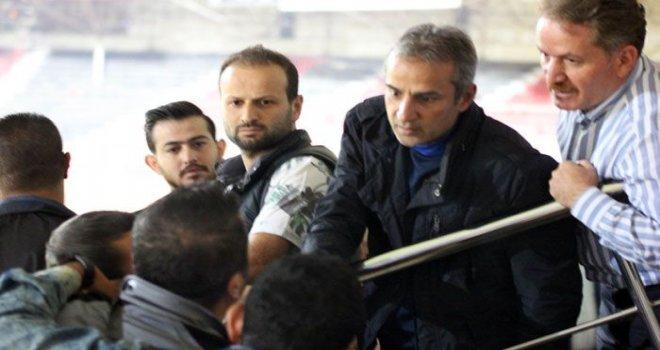 Gaziantepspor Teknik direktörü Kartal'a büyük tepki