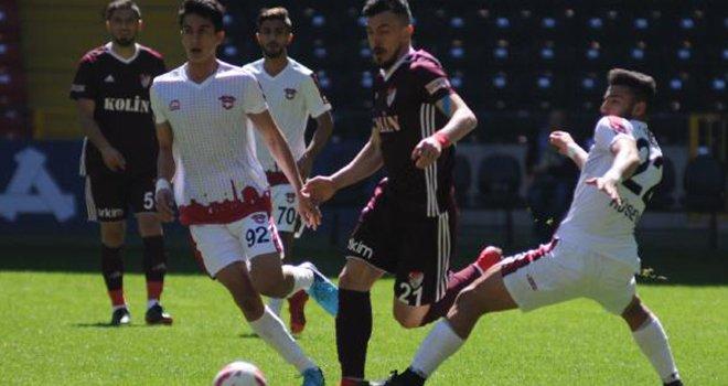 Gaziantepspor-Tetiş Yapı Elazığspor: 0-3