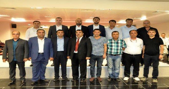 Gaziantepspor'da başkanlığa Huzeyfe Durmaz seçildi