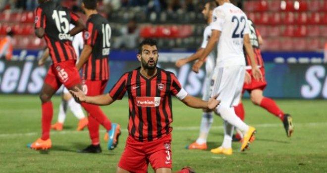Gaziantepspor Elyasa için şike iddiasıyla TFF'ye başvurdu