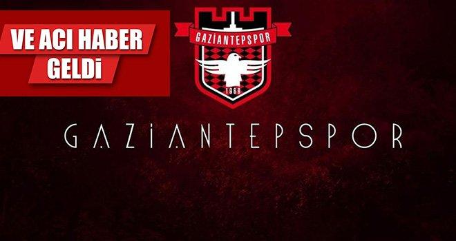 Gaziantepspor'u kahreden haber: Amatör ligine düştü