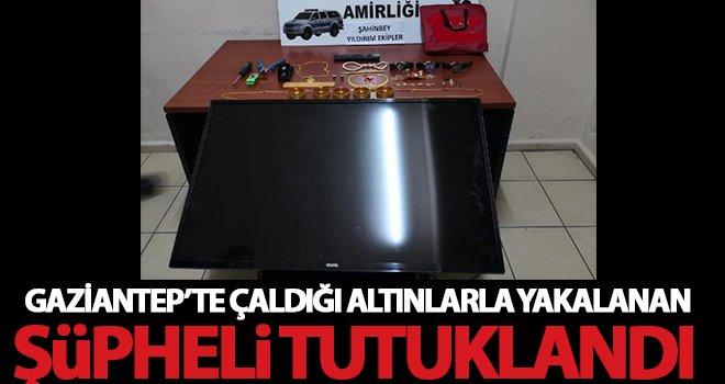 Gaziantep'te 100 bin TL değerinde hırsızlık!..