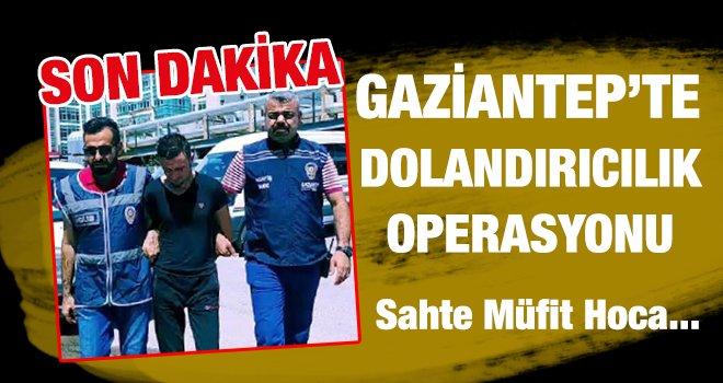 Gaziantep'te 13 çiftçiyi dolandıran şüpheli yakalandı