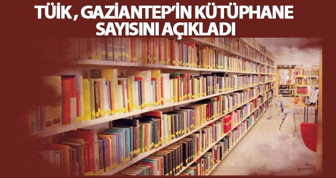 Gaziantep'te 13 halk kütüphanesi var