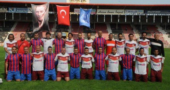 Gaziantep'te, 15 Temmuz Futbol Turnuvası