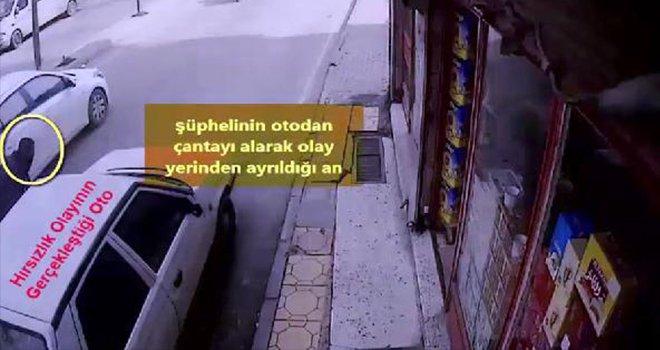 Gaziantep'te 2 hırsızlık şüphelisi tutuklandı!..