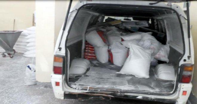 Gaziantep'te, 292 bin lira değerinde taklit ürün ele geçti