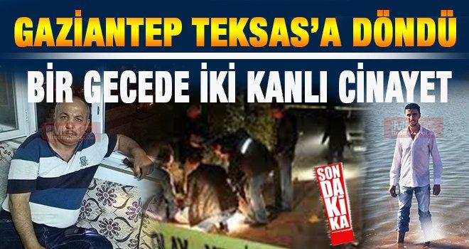 Gaziantep'te cinayet ve göz yaşı dinmiyor: 2 kişi kurşunlanarak öldürüldü...
