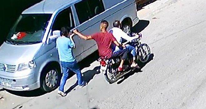 Gaziantep'te, 4 kapkaççı çetesi tutuklandı