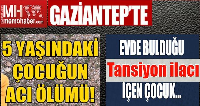 Gaziantep'te 5 yaşındaki İkranur'un feci ölümü...