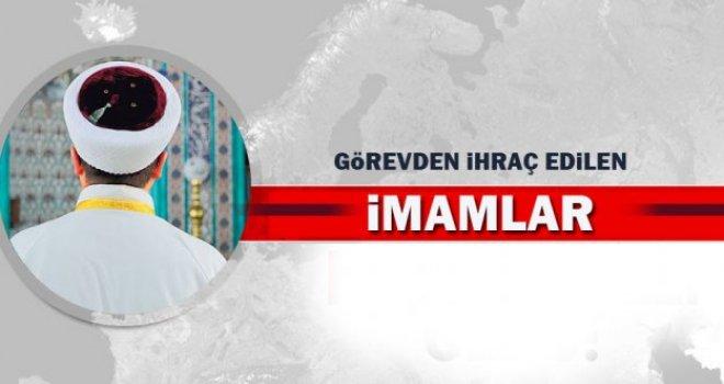 Gaziantep'te 7 din görevlisi ihraç edildi! İşte o liste