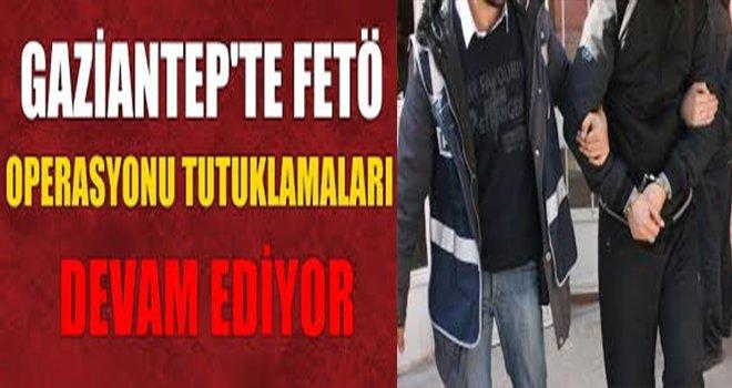 Gaziantep'te 8 Akademisyen FETÖ'den tutuklandı