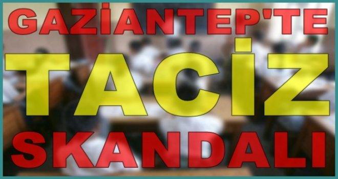 Gaziantep'te 9 kız öğrenciyi taciz eden öğretmen gözaltına alındı