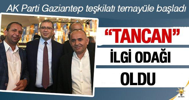 Gaziantep'te AK Parti temayülü başladı