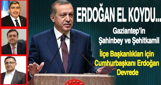 AK Parti'de İlçelere Erdoğan ayarı
