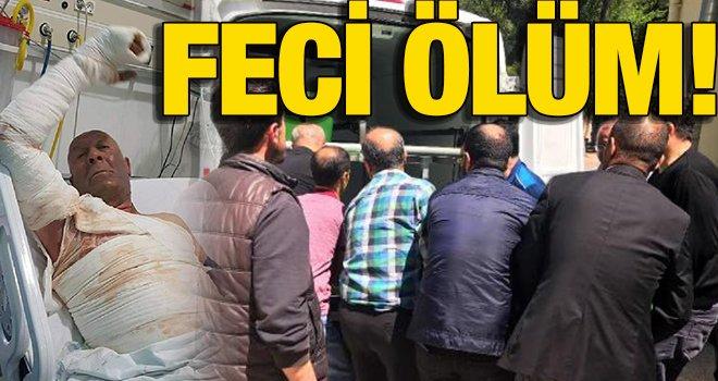 Gaziantep'te feci ölüm!  Temizlik yaparken elektrik akımına kapıldı