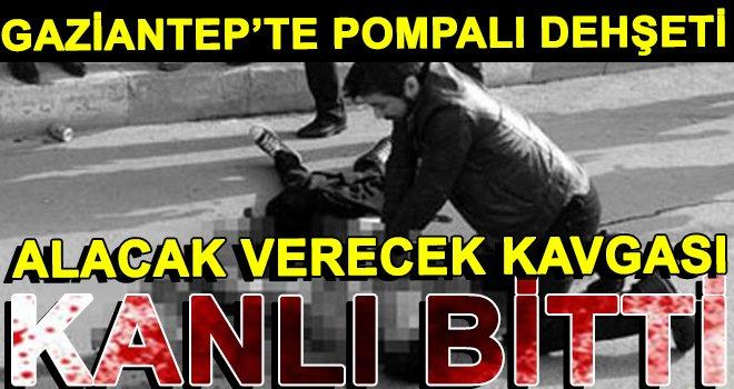 Gaziantep'te kan aktı: 3 yaralı