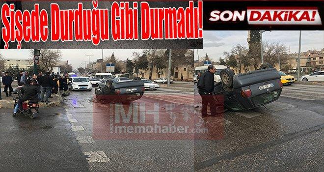 Gaziantep'te Alkol şişede durduğu gibi durmadı! can pazarı yaşandı...