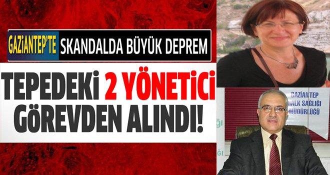 Gaziantep'te Ambülans skandalında sıcak gelişme: 2 müdür alındı