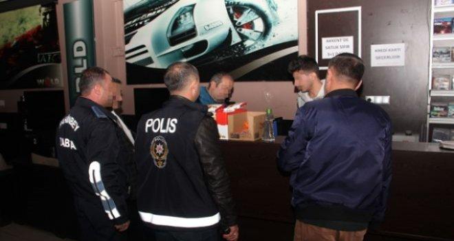 Gaziantep'te, aranan 23 kişi yakalandı