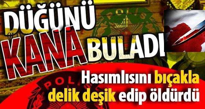Gaziantep'te Arsa cinayeti! Dayısını öldürdü...
