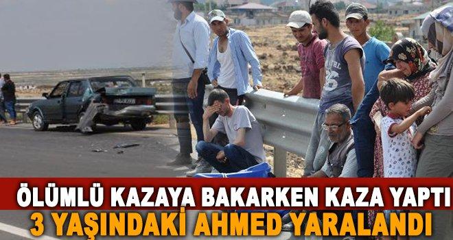 Gaziantep'te aynı yerde iki kaza: 1 ölü