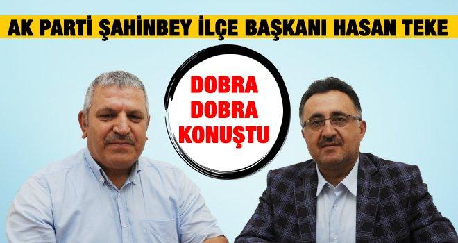 Gaziantep'te Belediyelere vatandaşın istediği kişi aday olacak