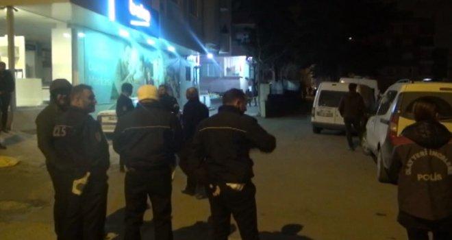 Gaziantep'te binanın zemin katında patlama