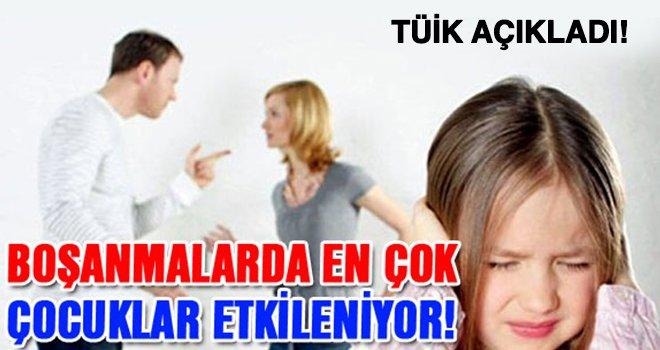 Gaziantep'te boşanma olaylarından 125 bin çocuk etkilendi
