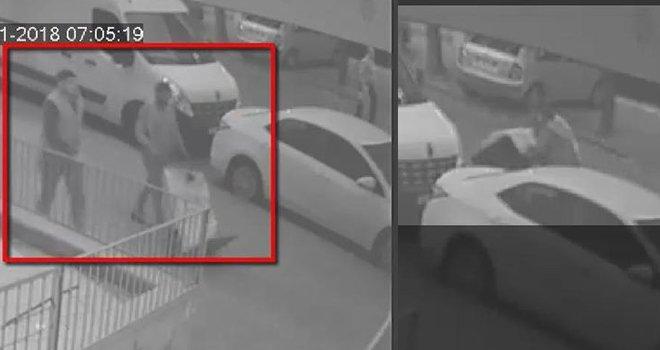Gaziantep'te çelik kasa hırsızları tutuklandı