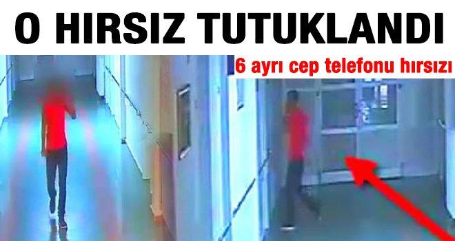 Gaziantep'te cep telefonu çalan şüpheli tutuklandı