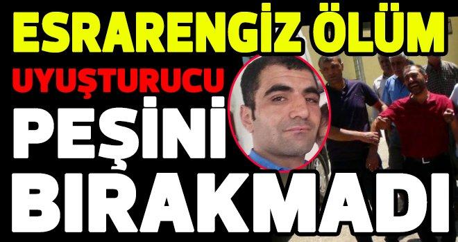 Gaziantep'te cezaevinden izinli çıktı, uyuşturucudan öldü