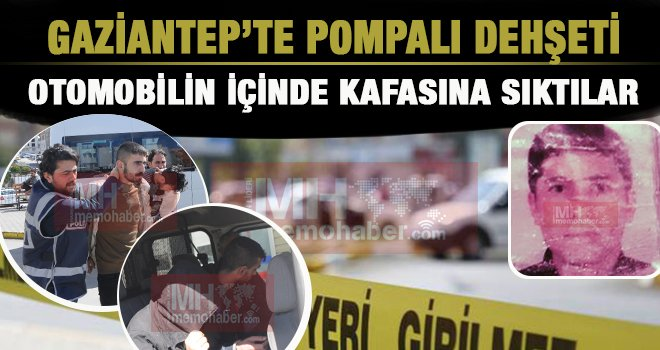 Gaziantep'te Tartıştığı kişiye benzettiği sürücüyü öldürdü
