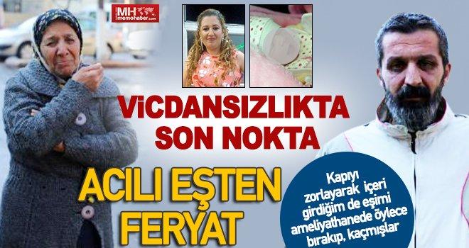 Gaziantep'te doğum yapan genç kadın ihmal kurbanı mı?