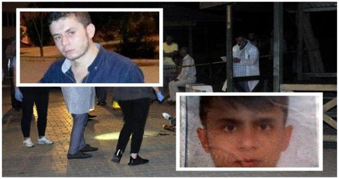 Gaziantep'te dün gece işlenen cinayetin sanığı yakalandı