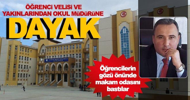 Gaziantep'te eğitimde şiddet skandalı
