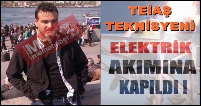 Gaziantep'te elektrik direğinde feci ölüm!..