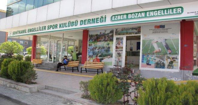 Gaziantep'te engelliler spor derneğini soydular