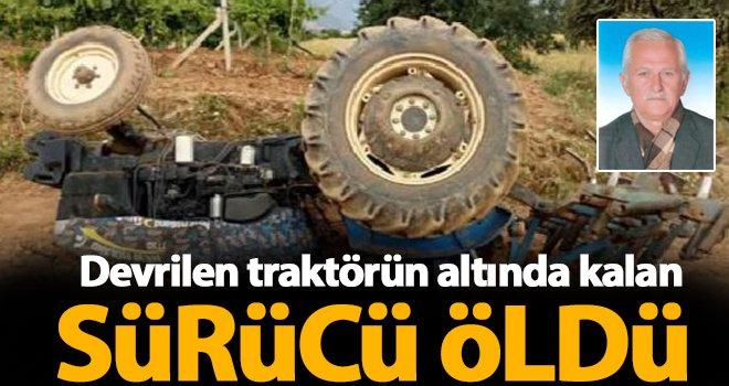 Gaziantep'te facia! Traktörün altında kalarak can verdi